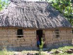 Häuser der Einwohner