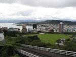 die Hauptstadt Neuseelands Wellington