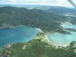 Bay of Islands im Norden der Nordinsel