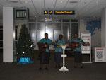 31.12.06, 0200 Uhr, Ankunft in Fidschi