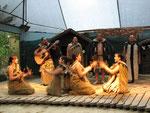 kulturelle Vorstellung der Maoris