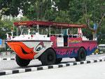 Stopover in Singapur - Stadtrundfahrt mit Duck-Tours