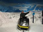 Chill room - naturgetreue Temperaturen wie in der Antarktis