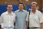 Christophe Roullin (F) & Ramon Bech (E)