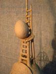 11-12. Скульптура  «Шалтай - болтай».