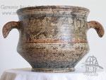 Подарки на заказ. Корчага. Handmade pottery.