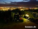 Ushuaia bei Nacht