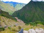 Machu Picchu war nur etwas für schwindelfreie Bewohner