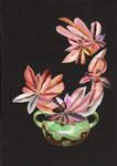 Thé aux Fleurs (24 x 30 )