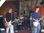 Lukki und Band auf dem Wiesenfest 2005