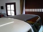 Wartburg 311 Camping mit neuem Falt-Schiebe-Dach