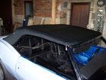 Chevrolet Camaro mit neuem Verdeck