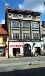 ehemals: Druckerei Franz Riemer - Schloßgasse 401