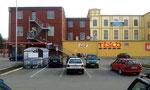 Lebensmittelmarkt TESCO - Schlossgasse  (ehemals Fa. Ignatz Eisenschimmel)