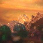 Fantasie & Wirklichkeit Fotografien und Gedichte Kathrin Steiger märchenhaft verträumt Muschel Perlen Luftblasen  Fantasy Art Foto Kunst