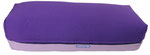 "Designer Yoga Bolster Colorline ""lila-flieder"""
