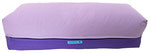 "Designer Yoga Bolster Colorline ""flieder-lila"""