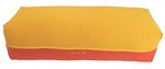 "Designer Yoga Bolster Colorline ""sonne-orange"""