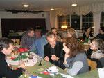 Weihnachtsfest 20.12.2008 im Grütt