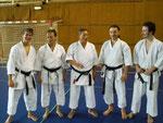 Lehrgang mit Hiroshi Shirai, 9.Dan, 18.4.2009 in Rixheim/F
