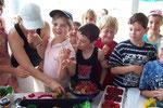 Kinder-Grillfest