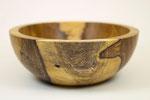 Pheasant Wood Bowl / Fasanenholzschale