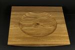 Ash Plate / Esche HolzTeller