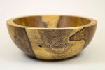 Pheasant Wood Bowl / Fasanenholzschale