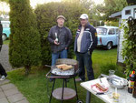 01.05.2011  - Grillabend in Tabarz