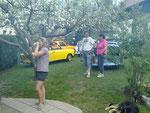 01.05.2012 Fahrzeug- Saisonauftakt mit Grillabend in Tabarz