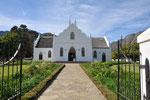 Kirche in Franschhoek