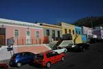 Bo Kaap Malayen-Viertel in Kapstadt