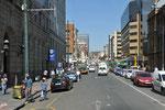 Regierungsviertel in Pretoria