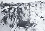 2019 Spuren, Tusche auf Papier, 41x28cm (3)