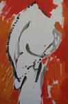 Idole, Acryl auf Leinwand, 2008, 40x60cm (4)