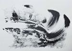 Zyklus Oberer Kamp, Tusche auf Papier, 42x30cm (6)