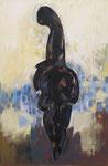 Idole, Acryl auf Leinwand, 2008, 40x60cm (1)