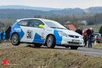Rallye Hessisches Bergland - Auf nach Melsungen