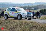 Rallye Hessisches Bergland, historische Fahrzeuge WP1