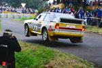 Eifel Rallye Festival 2016