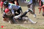 American Football: Lippstadt Eagles vs. Cleve Conquerors