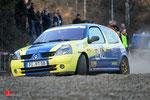 Rallye Hessisches Bergland - Auf nach Melsungen WP8 Bestzeitteams