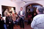 Eröffnung 27.10.2012  transformation urban Ganserhaus, Wasserburg  Foto: Arthur Lietze