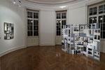 Ausstellungsrundgang: Transformation urban, Villa Streccius  Foto: Arthur Lietze