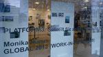 Monika Humm global 2012 - work in progress  Finissage 28.11.2012 Foto: Patrick Hübner