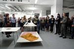 "Eröffnung ""a public moment"" am 23.03.2012 Foto: Monika Humm"