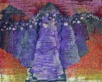 Avanzada/ Kelim/ Varios textiles 020 x 020cms