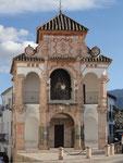 Antequera Capilla Tribuna del Portichuelo