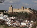 Antequera Burg Alcazaba
