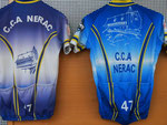 les beaux maillots du CCA